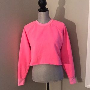 NWT Urban Outfitters Crop Sweatshirt