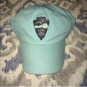 {Life Is Good} Baseball Hat