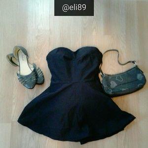 Mini Black Dress (Juniors)