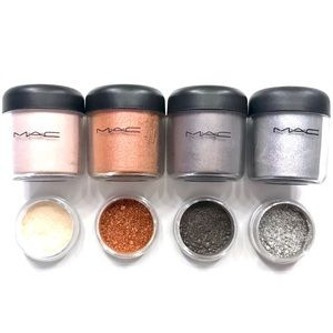 🖤Black Friday SALE MAC Pigment Sample Set🖤