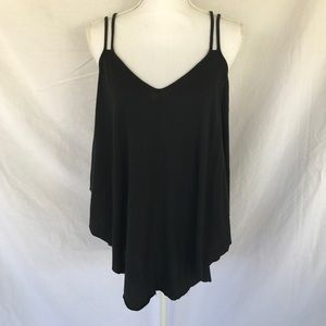 We the Free Free people black tank top size M