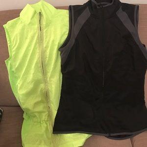 2 Victoria's Secret Sport athletic vests