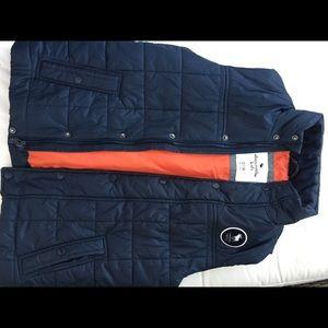Abercrombie Kids Down Vest size 13/14