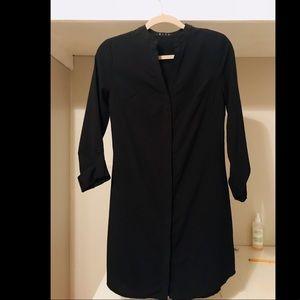 Cute black classy dress