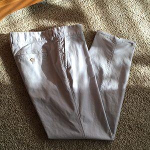 Khakis by GAP Girlfriend khaki