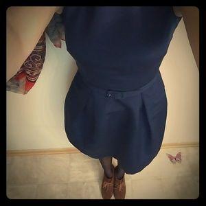 Beautiful Navy blue Merona dress