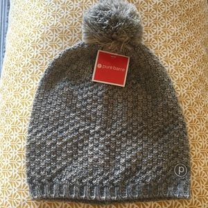 Pure Barre Knit Beanie