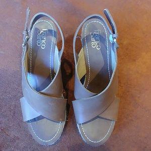 Franco sarto wedge sandal