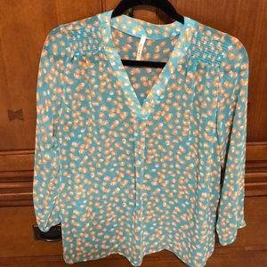 Francesca's mi ami blouse