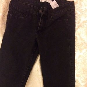 High Rise Womens Skinny Jeans