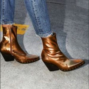 Free People for Jeffrey Campbell Jagger boot