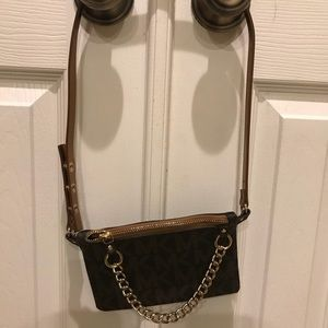 MK Belt Bag with pull chain