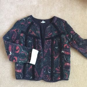 Urban outfitter retro quilted jacket
