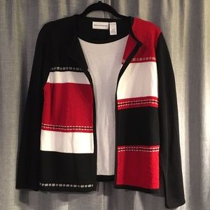 👚 Alfred Dunner Two for One Sweater