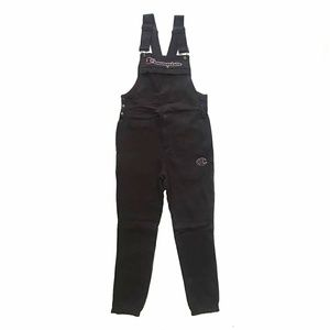 Champion fleece overalls