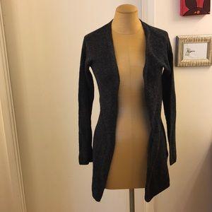 H&M LOGG soft Knit cotton/ Alpaca blend Cardigan
