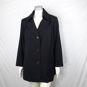 Susan Graver Blazer Jacket Career Work