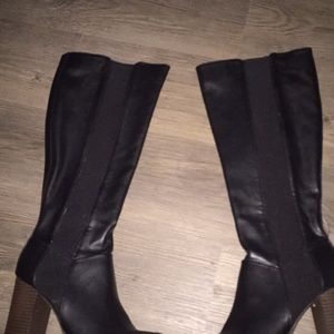 Fergalicious knee high boots 8