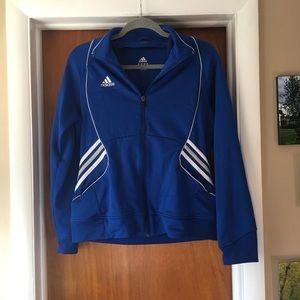 Adidas Sports Zip Up Jacket