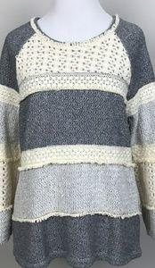Lucky lotus (Lucky brand) pullover