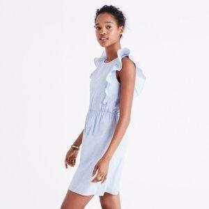 Bellflower Ruffle Dress