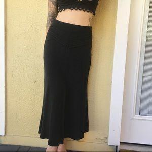 Vintage midi/maxi skirt