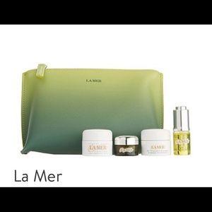 Lamer skincare set cream lotion serum