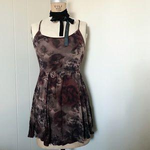 Brandy Melville Skater Knit Dress
