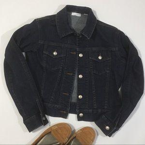 Halogen women's Jean jacket