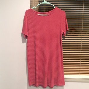 Abercrombie tshirt dress
