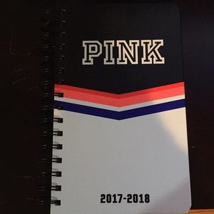 Victoria Secret 2017 and 2018 planner. NWT