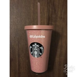 Limited edition Starbucks glitter cup