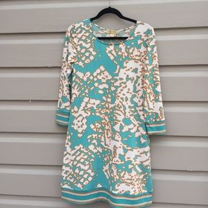 Michael Kors Tunic Style Sleeved Dress Medium