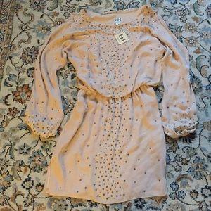 Haute Hippie jeweled dress