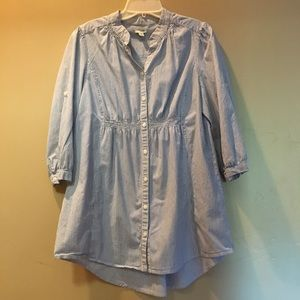 odille Button Down    💕Anthropologie