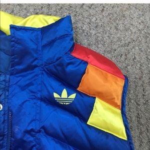 Adidas original Vest vintage colors