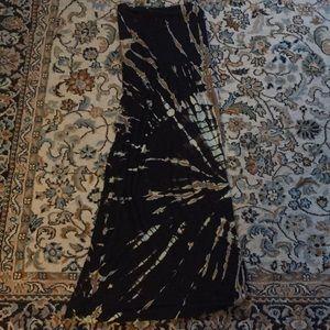 M Frederic bohemian dress skirt