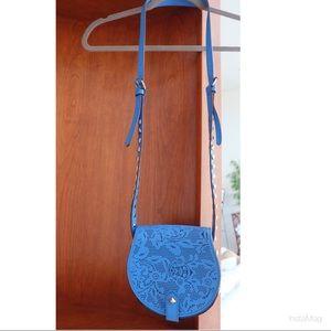 Rebecca Minkoff blue Cross Body Bag