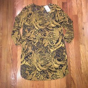H&M Baroque Printed Dress BNWT!!