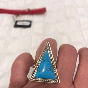 BLACK FRIDAY SALE !NEVER WORN HOUSE OF HARLOW RING