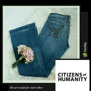 """Citizen's of Humanity Jeans """"Ric Rac #109""""."""