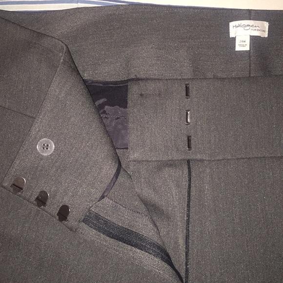 Halogen for Encore Women\'s Plus Size Dress Pants NWT