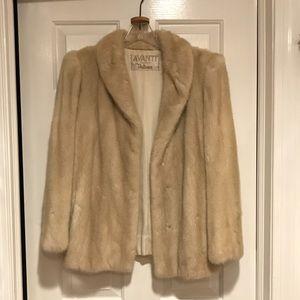 Avanti Tourmaline Mink Jacket