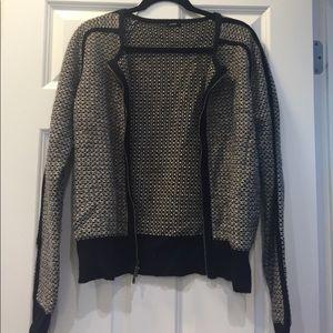 J.Crew sweater jacket