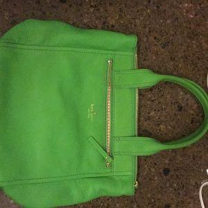 Green Kate Spade ♠️ purse!