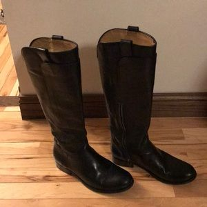 Frye Melissa tall riding boots