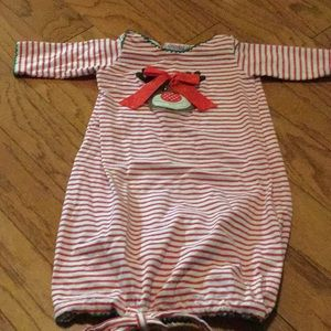 Boutique a Baby Christmas gown :)