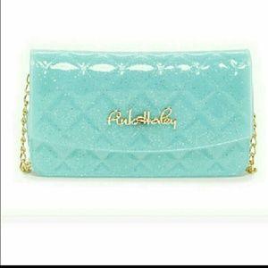 Pink Haley Jelly Candy Crossbody purse