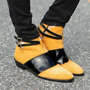 Modern Vice Shoes - Modern Vice Kirina Cognac Ankle Boot