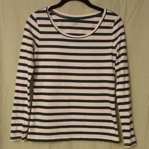 Loft Striped t-shirt